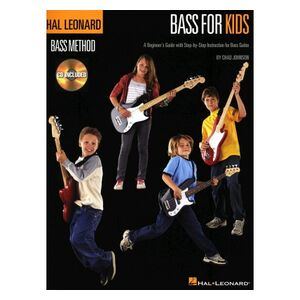 Chad Johnson: Bass For Kids