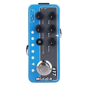 Micro Preamp 017 Cali-Mk IV overdrive effectpedaal