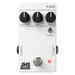 3 Series Fuzz effectpedaal
