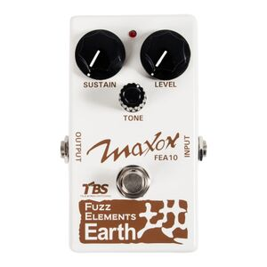 FEA10 Fuzz Elements Earth fuzz effectpedaal