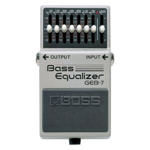 GEB-7 Bass Equalizer