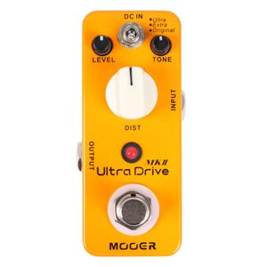 Ultra Drive MKII Distortion effectpedaal