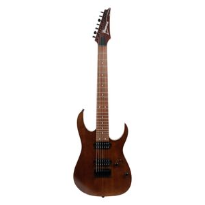 RG7421 Walnut Flat 7-snarige elektrische gitaar