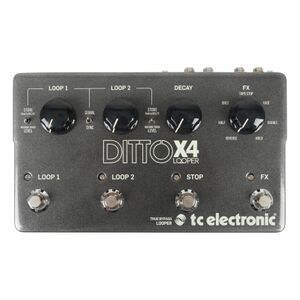 Ditto X4 Looper pedaal
