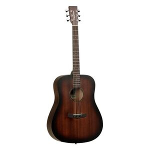 TWCR D Whiskey Barrel Burst Satin westerngitaar