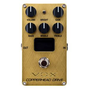 Valvenergy Copperhead Drive overdrive/distortion pedaal