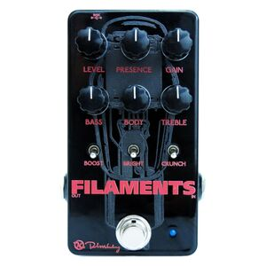 Filaments High Gain Distortion effectpedaal