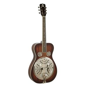 RR-50-VS Roundneck Resonator Vintage Sunburst