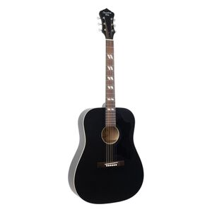 Dirty 30's RDS-7-MBK dreadnought western gitaar