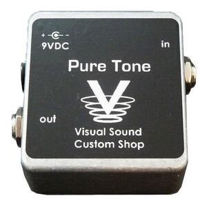 Pure Tone Buffer pedal