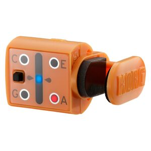 MiniPitch Sunset Orange stemapparaat voor ukelele