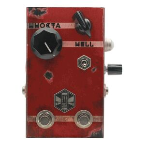 Whoctahell low octave fuzz