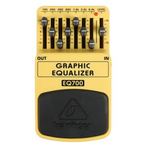 EQ700 7 band Grafische Equalizer