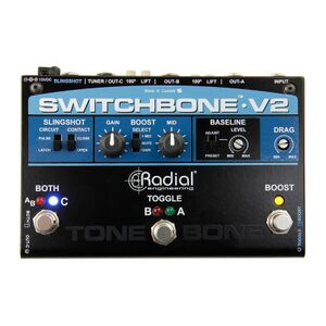 Switchbone V2 signaalsplitter & combiner