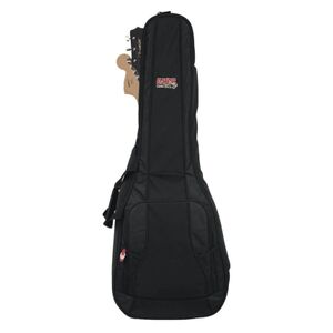 GB-4G-ACOUELECT gigbag voor elektrische + akoestische gitaar