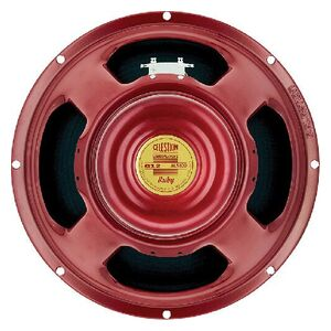 Ruby 12 inch woofer 35W 8 Ohm