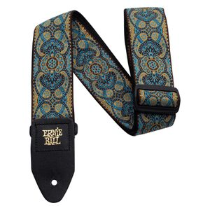 4098 Imperial Paisley Jacquard Strap gitaarband