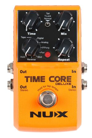 Time Core Deluxe delay-pedaal