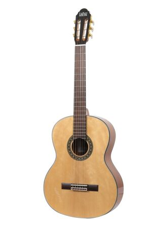 CST400N solid top klassieke gitaar naturel