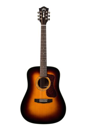 D-140 Sunburst Westerly Dreadnought western gitaar