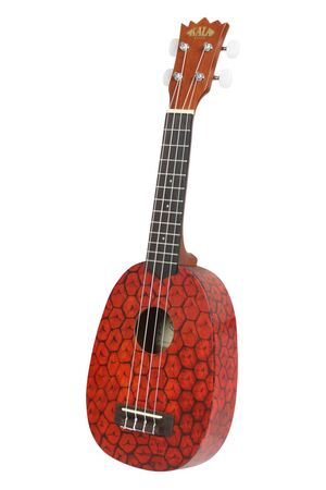 KA-PSS Novelty Series Sopraan Ukelele Pineapple