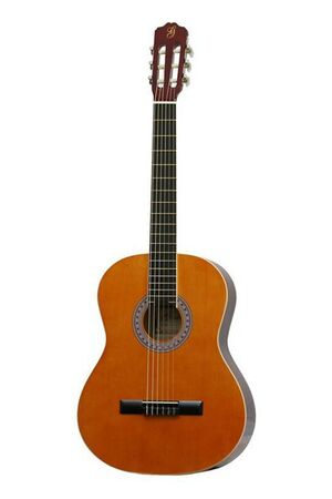 001 4/4-model klassieke gitaar naturel