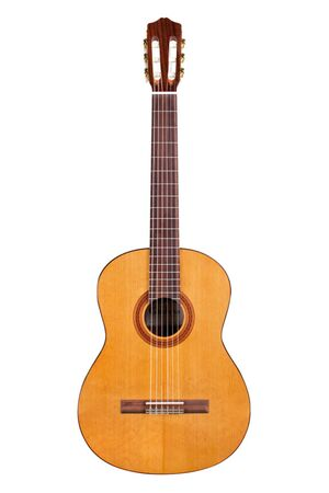 C5 klassieke gitaar met cederhouten top