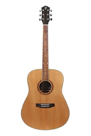 WST400N solid top western gitaar naturel