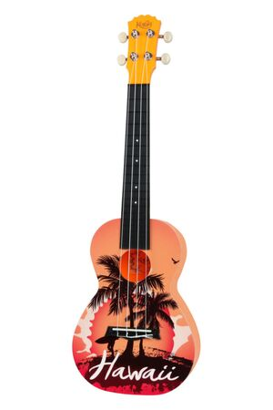 PUC-30-008 polycarbonaat concertukelele Hawaii Orange