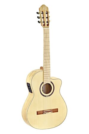 Signature Series TZSM/2 elektrisch-akoestische klassieke gitaar met softcase