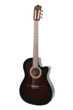 GA35TCE Dark Violin Sunburst High Gloss