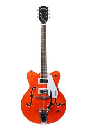 G5422T 2016 Electromatic hollowbody Bigsby Orange Stain