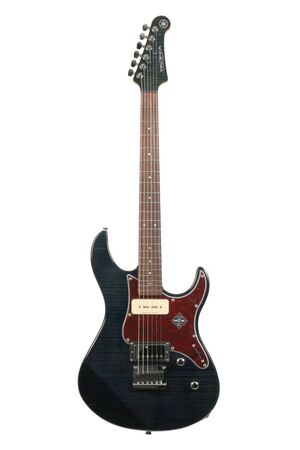 Pacifica 611HFM elektrische gitaar zwart