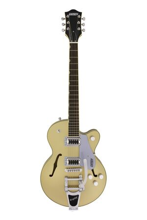 G5655T Electromatic Centerblock Junior Casino Gold semi-akoestische gitaar