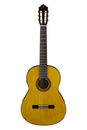 CG-TA TransAcoustic Natural E/A klassieke gitaar