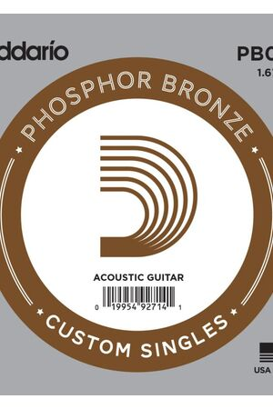PB066 losse snaar voor akoestische westerngitaar