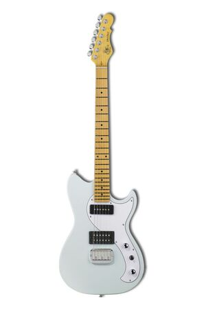 Tribute Fallout Sonic Blue elektrische gitaar