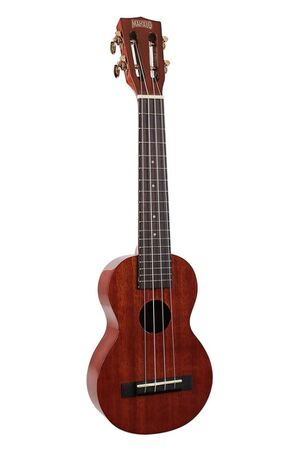 MJ1/CSVNA Java Series sopraan ukulele long neck