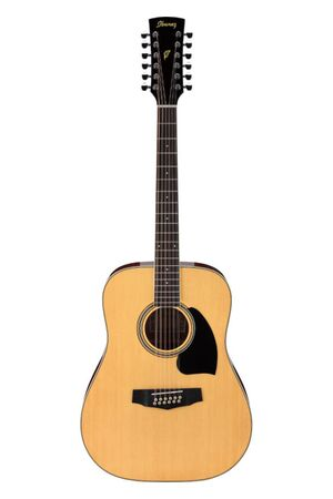PF1512-NT 12-snarige dreadnought-model westerngitaar