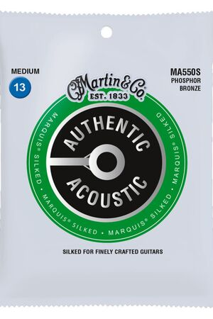 MA550S Authentic Acoustic Silked Phosphor Bronze