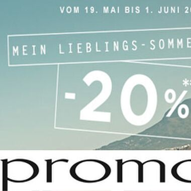 Jetzt 20% Rabatt auf alle Promod-Kleider ohne Promod Discount Code