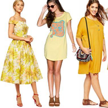 Gelb Gelb Gelb sind alle meine Kleider