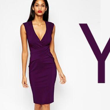 Welches Kleid bei breiten Schultern – der perfekte Style für den Y-Figurtyp