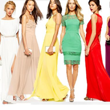 Styleguide Abendkleid welche Farbe passt zu Dir?