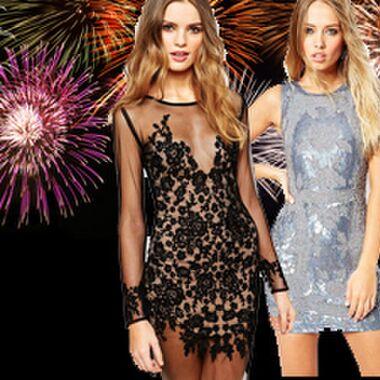 Silvesteroutfits 2015/16 – die heißesten Partykleider für Silvester