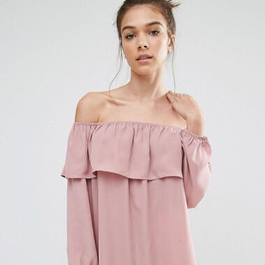 Trendreport: Das Off-Shoulder Kleid