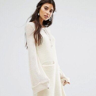 Kleid im Herbst? Mit diesen Looks geht's warm und stylish!
