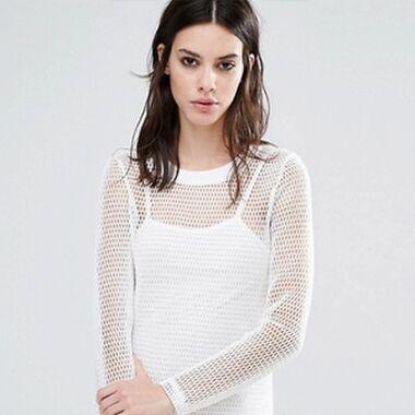 Mode ABC: Was ist ein Mesh Kleid?