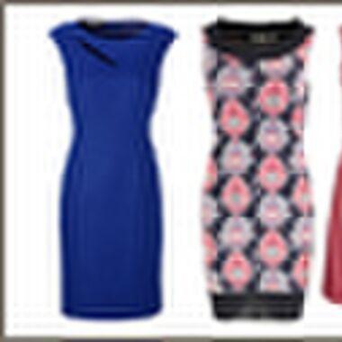 Musthave: kleurrijk jurkje voor op het werk