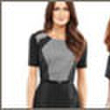 Shoppen: zakelijke jurkjes op zijn best!
